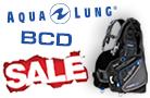 Компенсаторы Aqua Lung - новые цены!