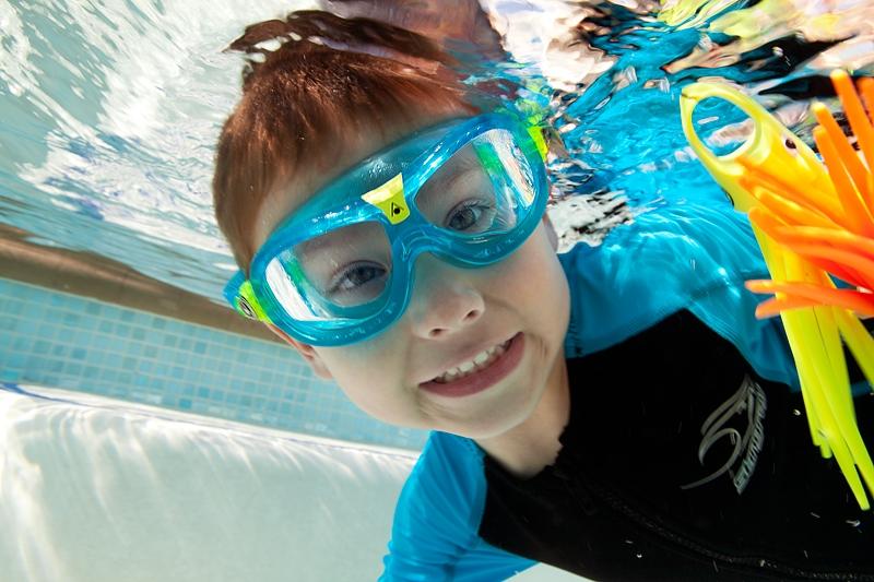 Детский аквафитнес