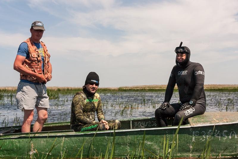 Особенности настоящей трофейной охоты в Астрахани