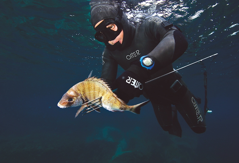 Морской комплект начинающего охотника