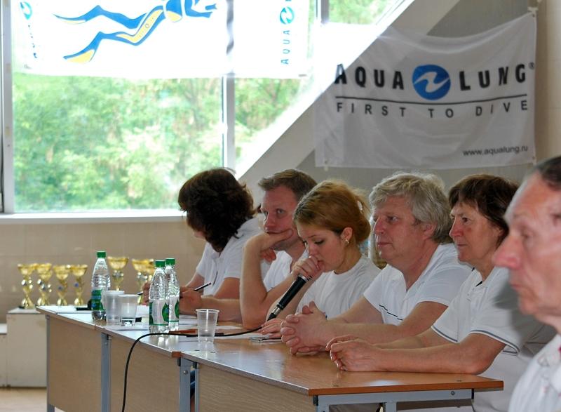 Подводный спорт и фестиваль «Подводный мир» в Саранске
