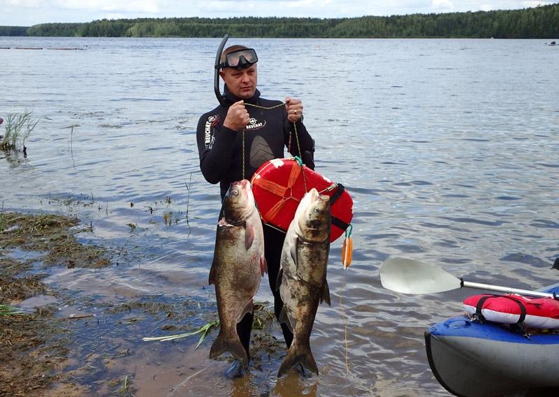 хорошая рыбалка в смоленск