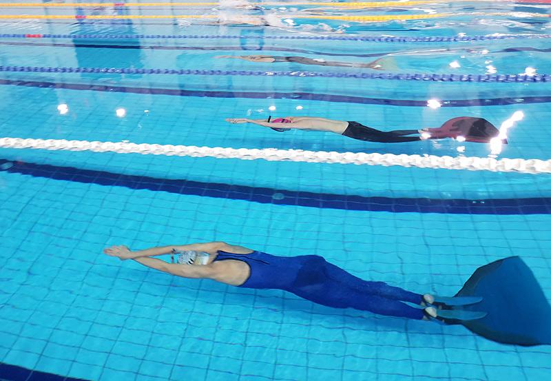 Итоги Кубка Москвы по плаванию в ластах