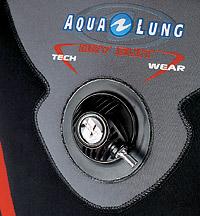 Гидрокостюм Aqua Lung Blizzard: клапан поддува