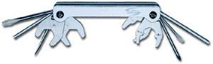 Набор ключей дайвера фирмы Seemannsub