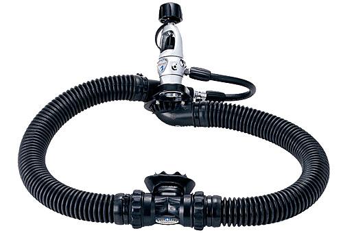 Современный двухшланговый регулятор Aqua Lung Mistral