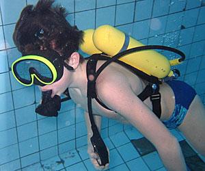 \'Микро\' под водой