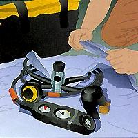Упаковка регулятора в ручную кладь