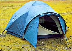 Палатка Eureca Wind River 2