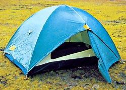 Палатка Magic Planet Campo Compact