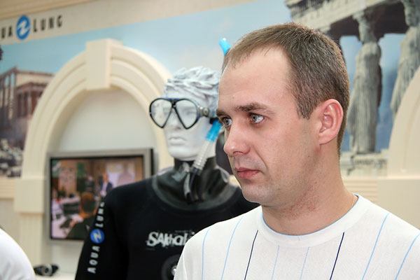 Московский Международный Фестиваль дайвинга