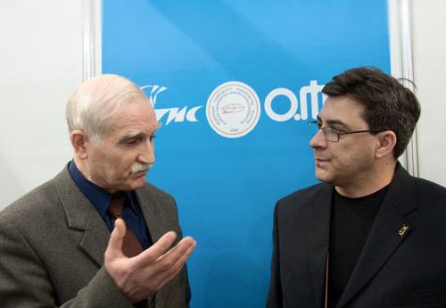 В.Дажаев и С.Магер