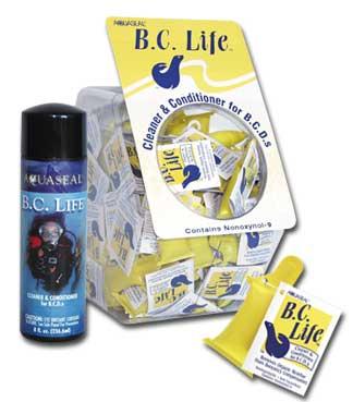 Очиститель и кондиционер для жилетов-компенсаторов B.C.Life™