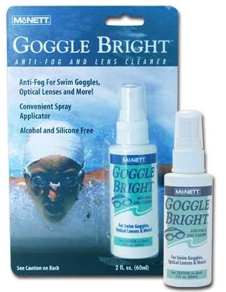 Антифог для плавательных очков Goggle Bright™