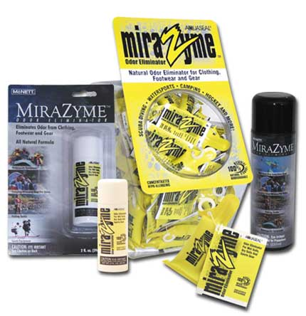 Уничтожитель неприятных запахов MiraZyme™
