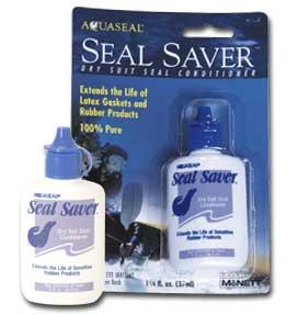 Кондиционер для обтюраторов гидрокостюмов сухого типа SEAL SAVER™