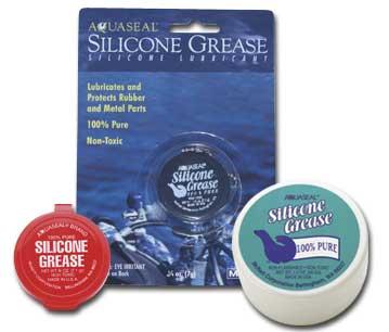 100% силиконовая смазка Silicone Grease