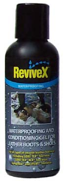 Revivex® Waterproofing& Conditioning Gel for Leather Boots& Shoes