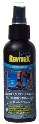 ReviveX® Водоотталкивающий спрей для обуви из нубука, замши и ткани