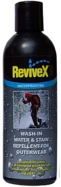 ReviveX® Водоотталкивающее моющее средство для верхней одежды