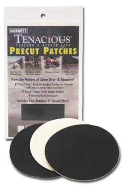 Самоклеющиеся заплатки для ремонта и герметизации McNett Tenacious™