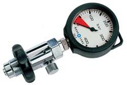 Компактный манометр высокого давления Aqua Lung