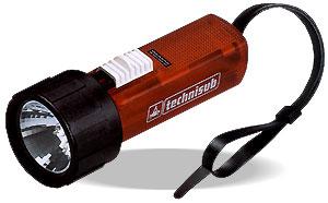 Батарейный фонарь Technisub Quartz MK2