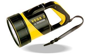 Батарейный фонарь Technisub Vega 2