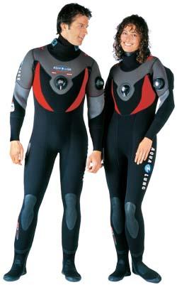 Сухой костюм Aqua Lung Blizzard