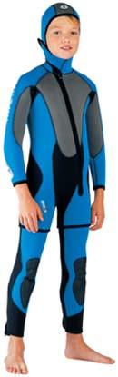 Детский мокрый костюм Aqua Lung Flipper