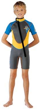 Детский мокрый костюм Aqua Lung Ibiza