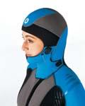 Шлем с боковым расположение застежки