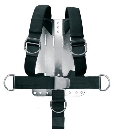 Подвесная ременная система WTX для жесткой спинки (моностропа) Apeks