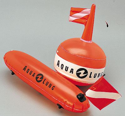 Снаряжение для дайвинга - Поверхностный буй маркер Aqua Lung