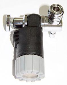 Снаряжение для дайвинга - Свисток сигнальный Aqua Lung DIVER ALARM подводный/надводный