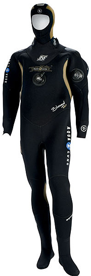 Сухой костюм Aqua Lung Blizzard Pro