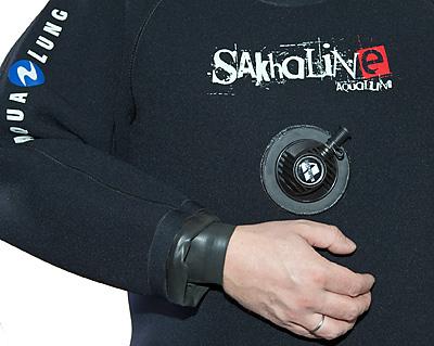 Сухой гидрокостюм Aqua Lung Sakhaline