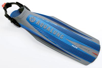 Снаряжение для дайвинга - Ласты Aqua Lung Blades 2 Flex