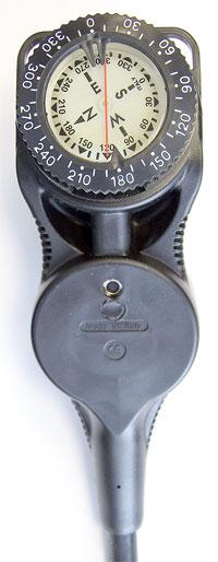 Снаряжение для дайвинга - 3-х приборная консоль Aqua Lung