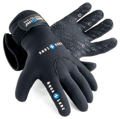 Снаряжение для дайвинга - Неопреновые перчатки Aqua Lung V-Lock II 3 / V-Lock II 5