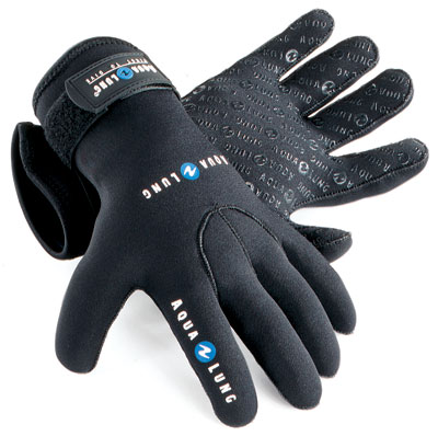 Перчатки AquaLung V-Lock II 3 / V-Lock II 5.