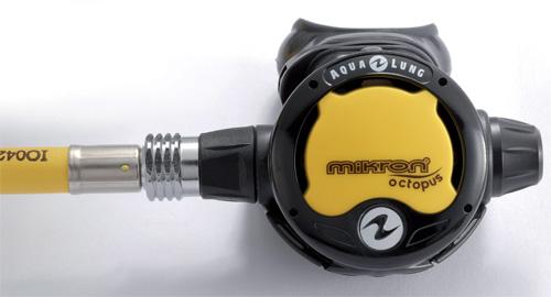 Снаряжение для дайвинга - Октопус Aqua Lung MIKRON