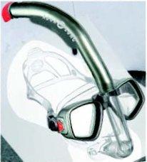 Комплект маска + трубка Aqua Lung - Technisub Easy Snorkeling