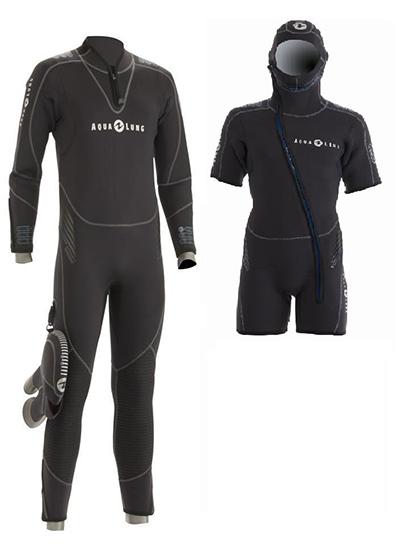 Мокрый гидрокостюм Aqua Lung Balance Comfort 2014, комплект 7 мм