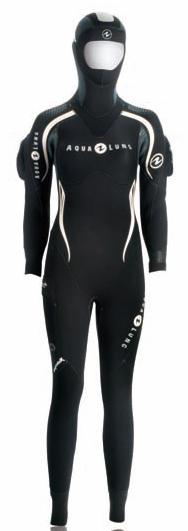 Полусухой монокостюм Aqua Lung Iceland