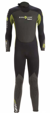 Мокрый монокостюм Aqua Lung Bali 3,5 мм моно