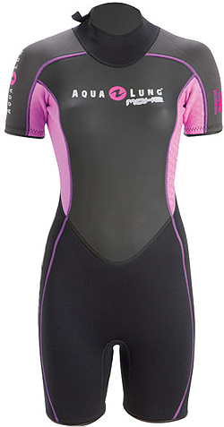 Мокрый монокостюм-шорти Aqua Lung Mahe
