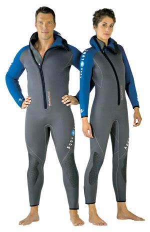Мокрый монокостюм Aqua Lung Sharm