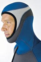 Анатомический крой шлема