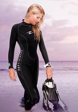 Из Франции с любовью. Потрясающие новинки от Aqua Lung, только для женщин!